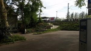 Zugang Bahnhof Borbeck
