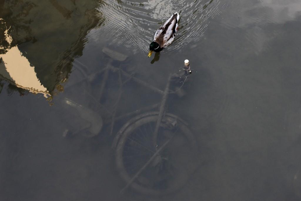 Symbolbild: Das Thema Radverkehr kommt uns nicht abhanden (Foto: Isengardt unter CC-BY-Lizenz)