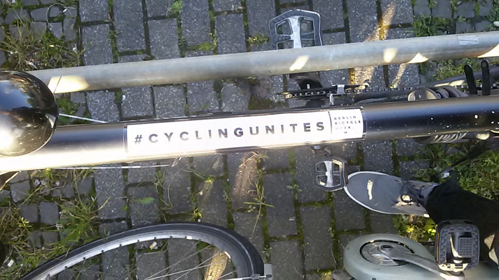 #cyclingunites
