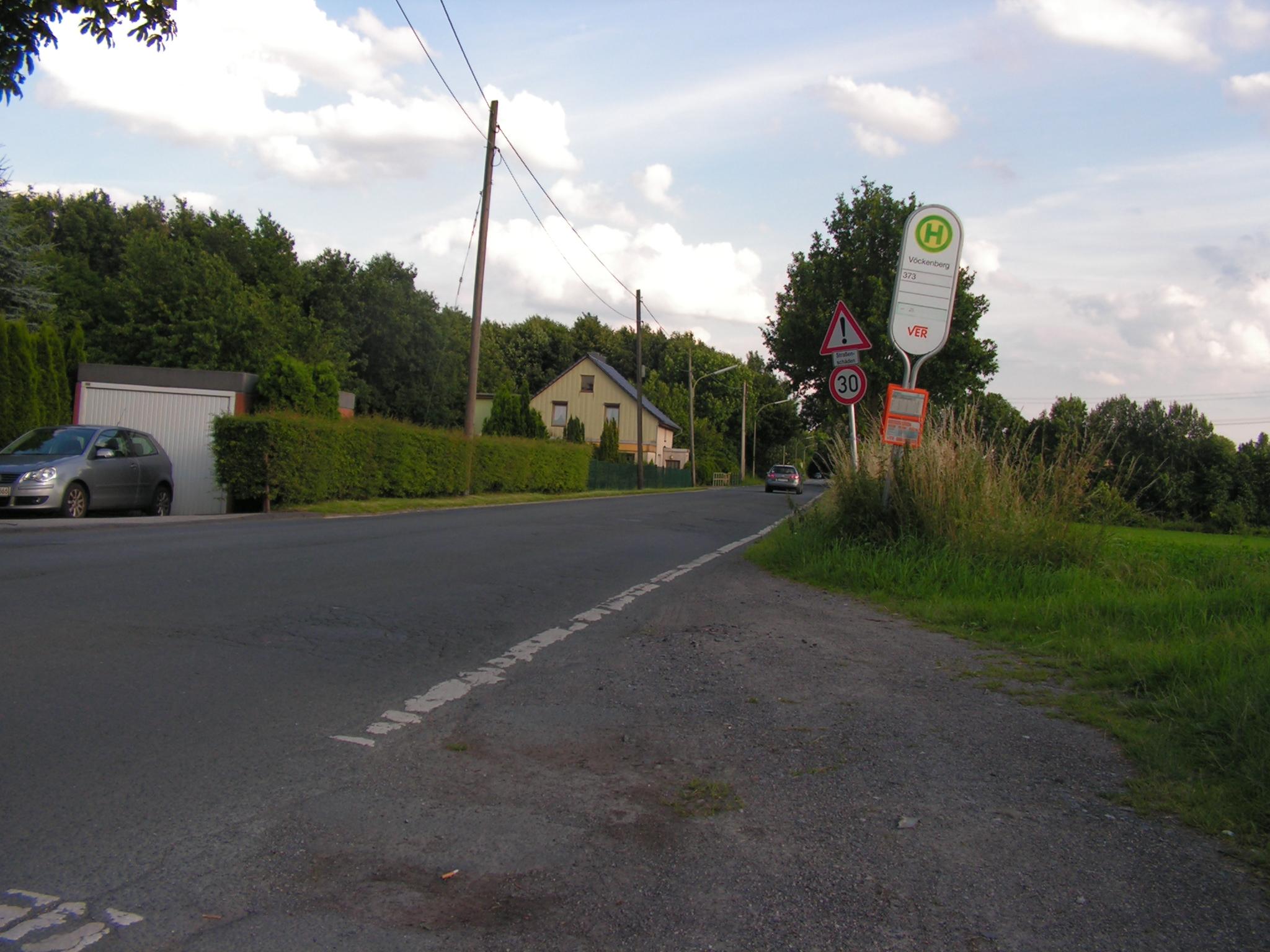 Verkehrsberuhigung in Witten. (Foto: Peter Maier)